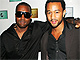John Legend and Kanye West